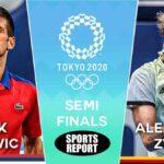 Tokyo 2020 Olympics: why Novak Djokovic lost to Alexander Zverev