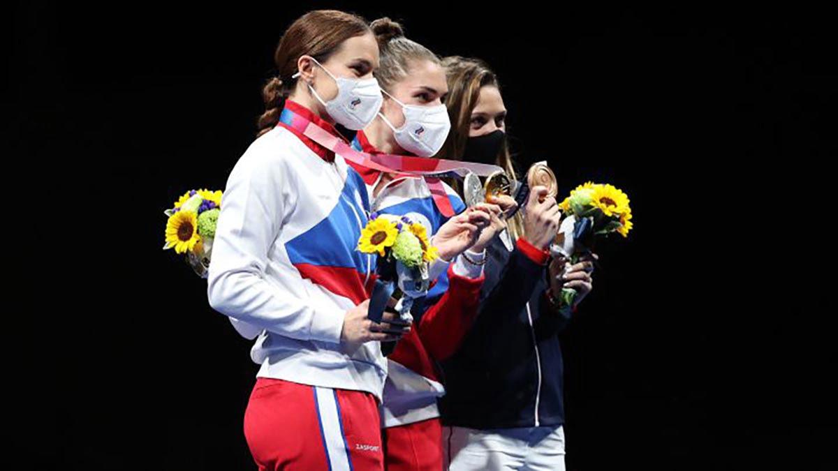 medal winner at olympics