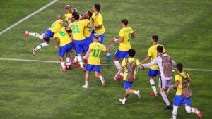 Men's Olympic football Final
