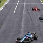 F1 GP 2021 Hungarian Grand Prix – Full Race Results