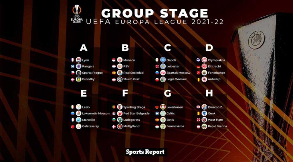 Europa League 2021-22