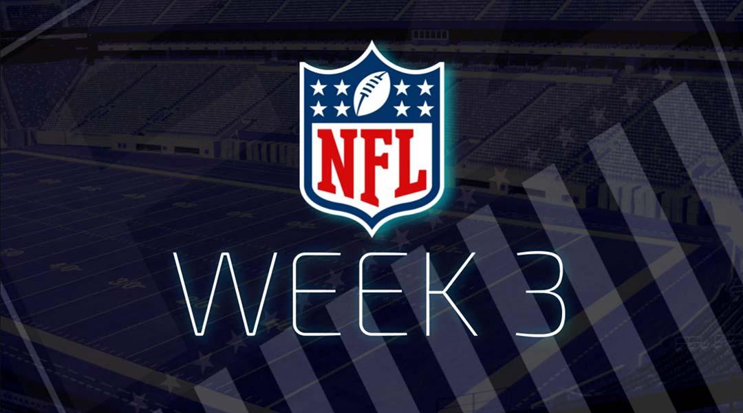 NFL Week 3 Results