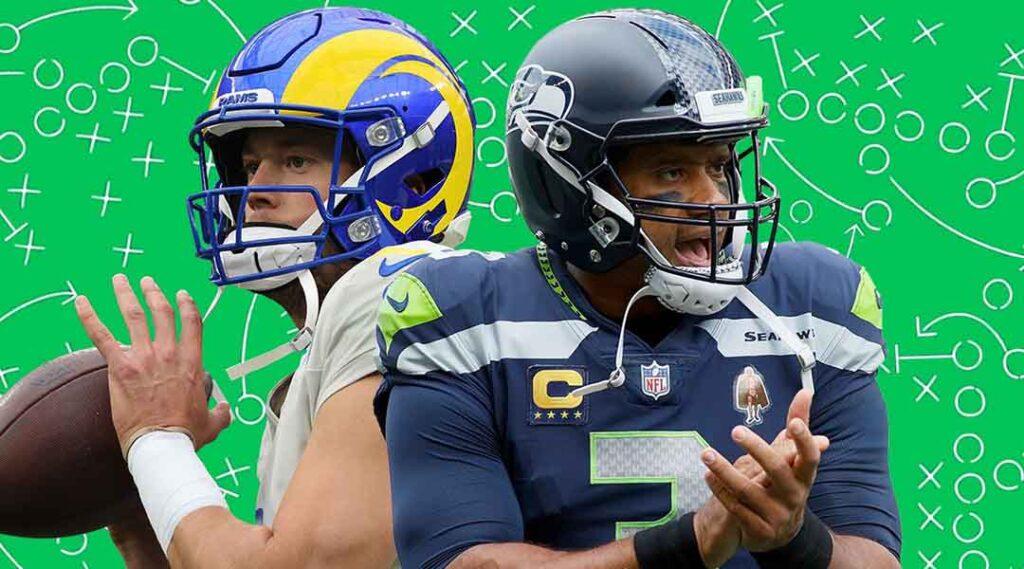 Rams vs Seahawks