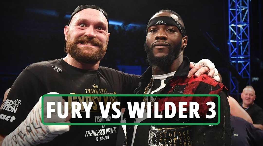 Wilder vs Fury 3