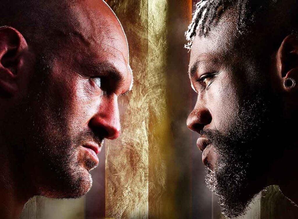 Wilder vs Fury Fight